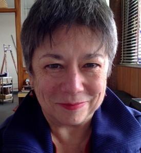 Photo portrait of artist, Mary M. Mazziotti