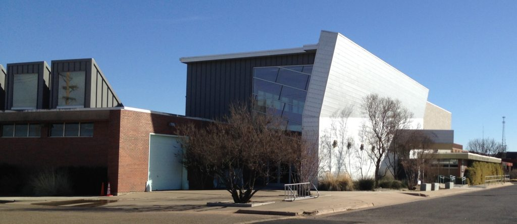 Louise Hopkins Underwood Center for the Arts/Lubbock TX